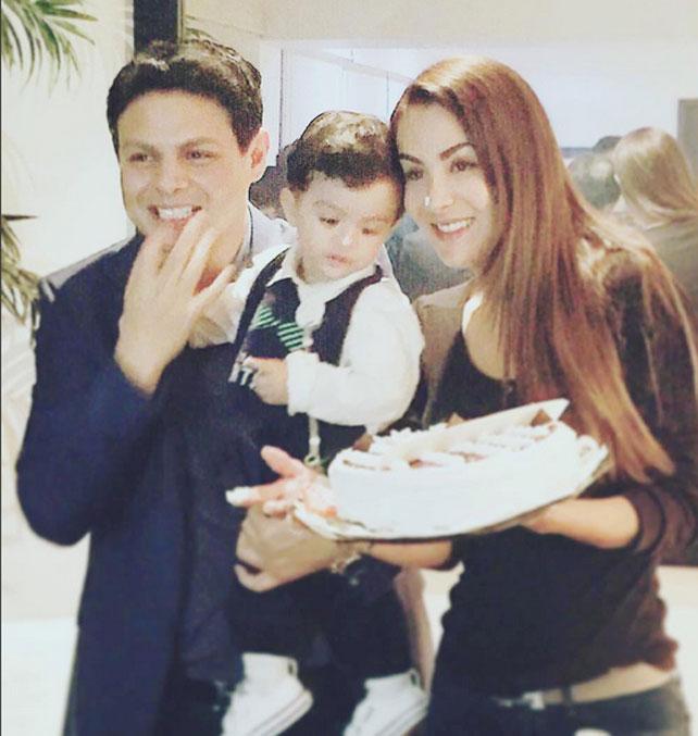 Bebés en Instagram, Ninel Conde