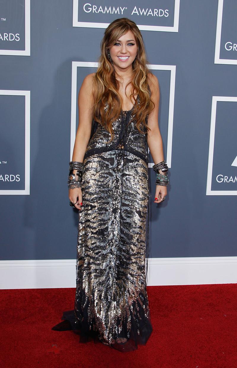 Miley Cyrus evolución