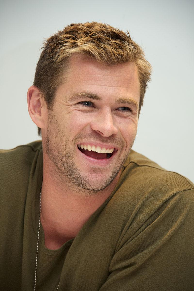 Chris Hemsworth, cumpleaños, sexy