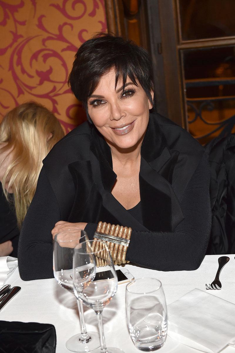 Kris Jenner, 10 cosas
