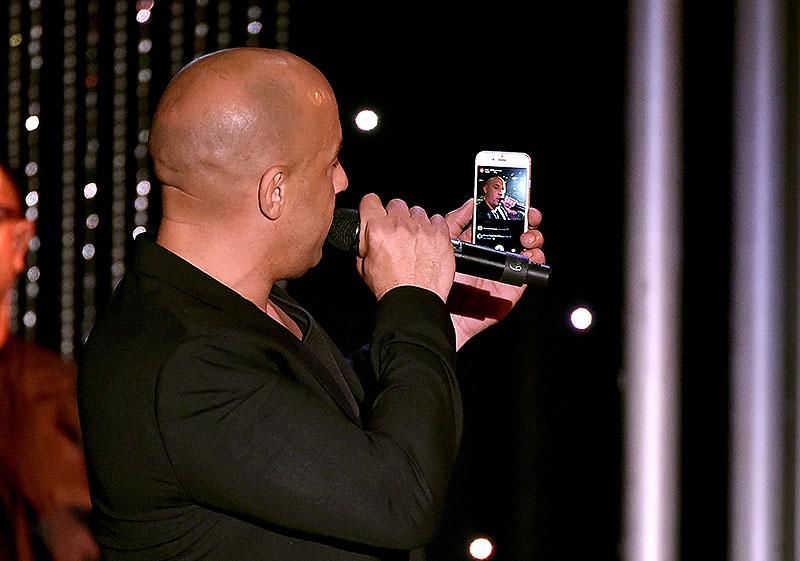 Vin Diesel, Míralos