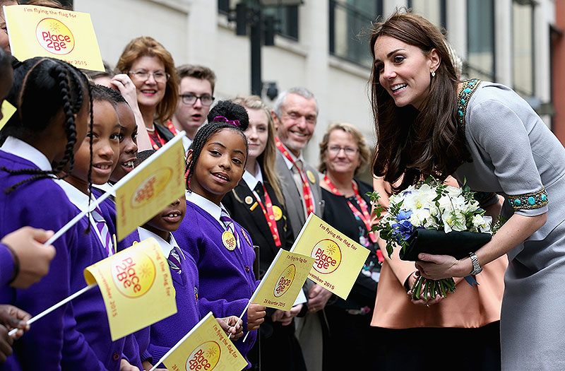 Kate Middleton, Míralos