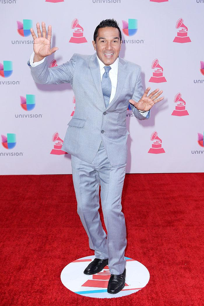 Latin Grammy 2015, Checo Acosta