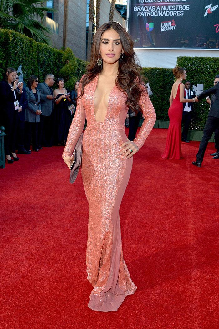 Latin Grammy 2015, Jessica Cediel