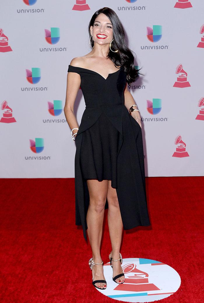 Latin Grammy 2015, Natalia Jiménez