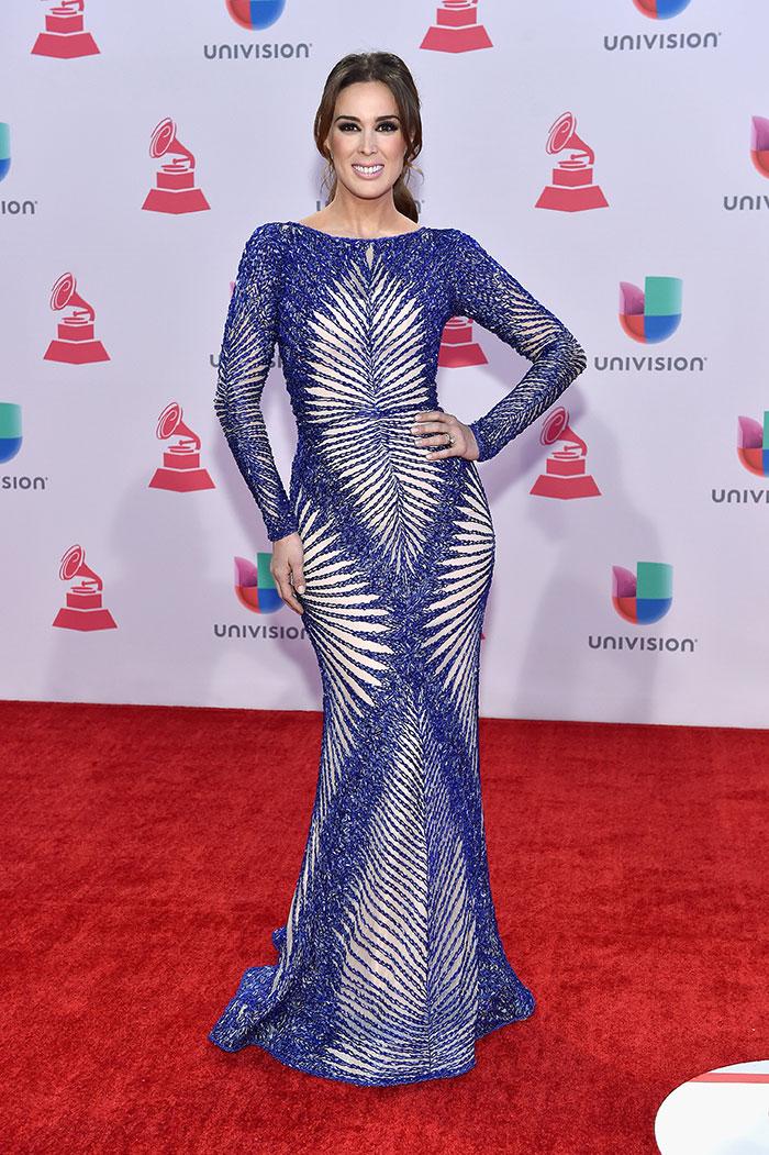 Latin Grammy 2015, Jacqueline Bracamontes