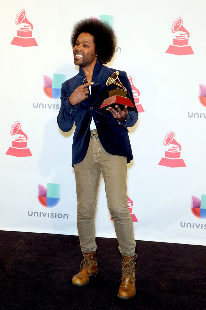 Latin Grammy 2015, Alex Cuba
