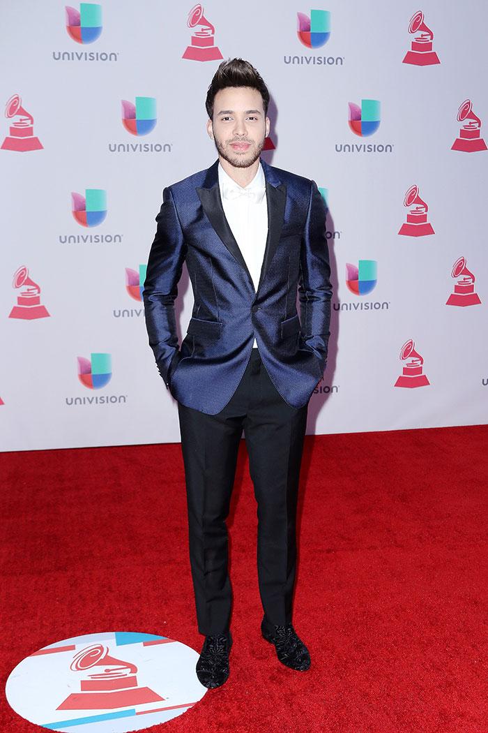 Latin Grammy 2015, Prince Royce