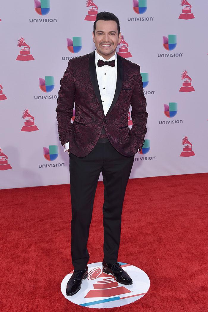 Latin Grammy 2015, Víctor Manuelle