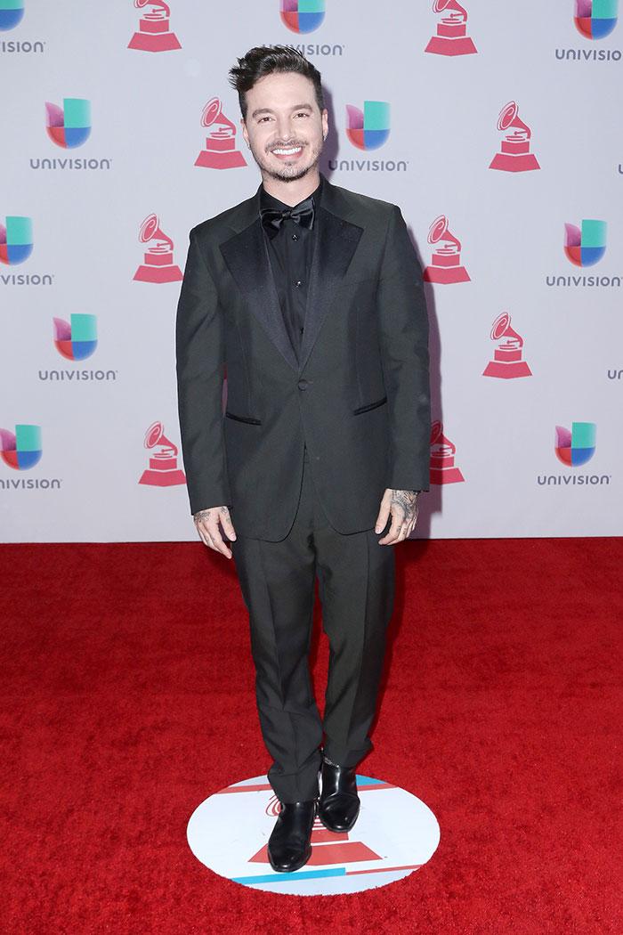 Latin Grammy 2015, J Balvin