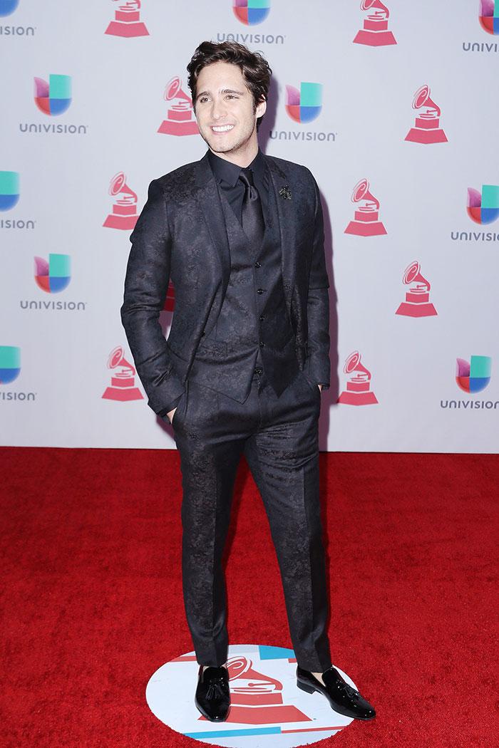 Latin Grammy 2015, Diego Boneta