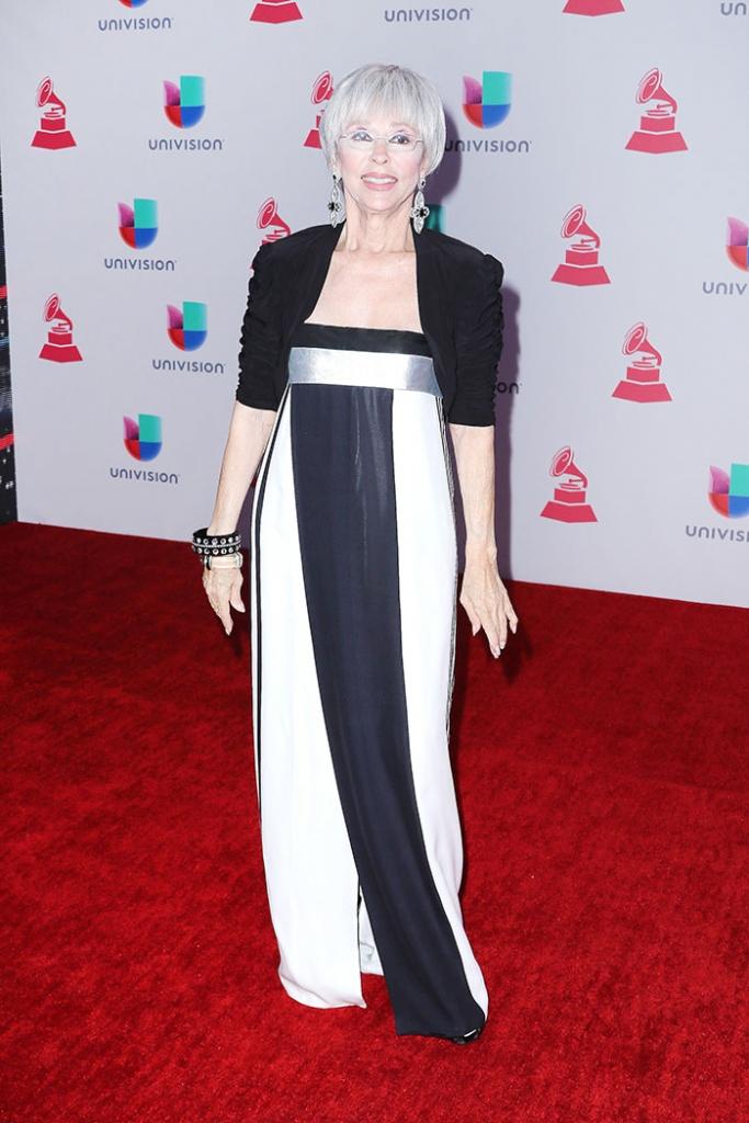 Latin Grammy 2015, RITA MORENO