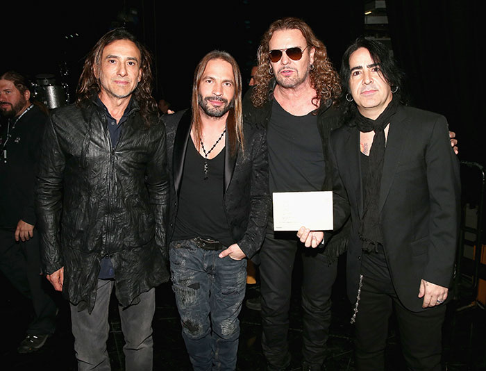 Latin Grammy 2015, lo que no viste, Maná