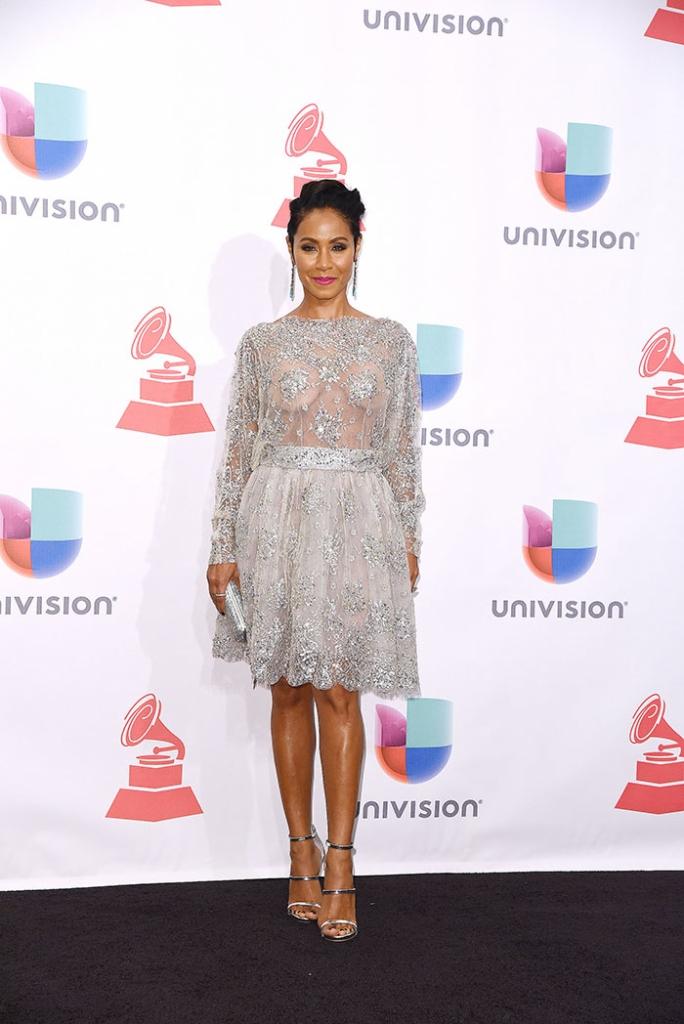Latin Grammy 2015, JADA PINKETT SMITH