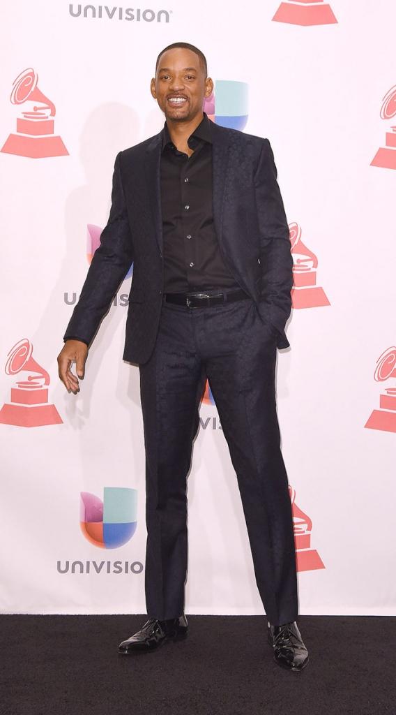 Latin Grammy 2015, WILL SMITH