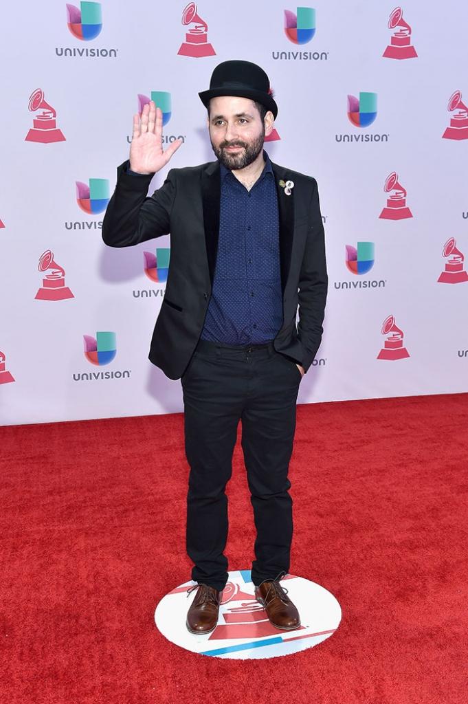Latin Grammy 2015, EDUARDO CABRA