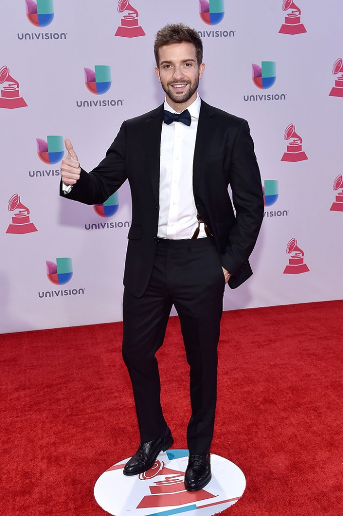 Latin Grammy 2015, PABLO ALBORÁN