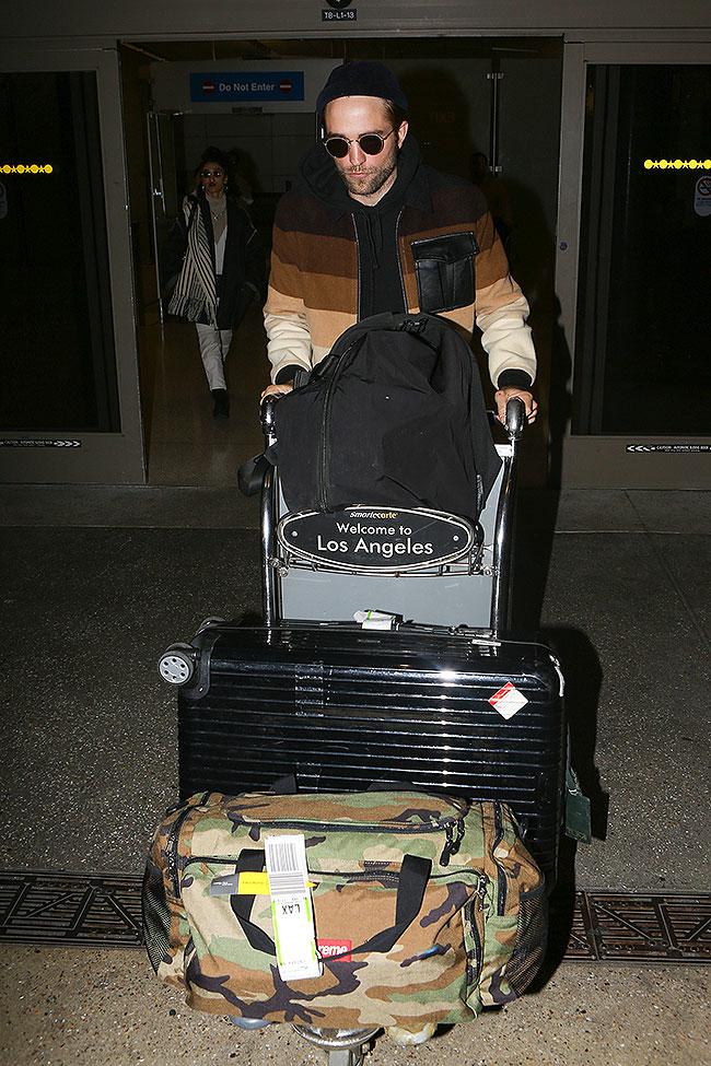 Robert Pattinson, Míralos
