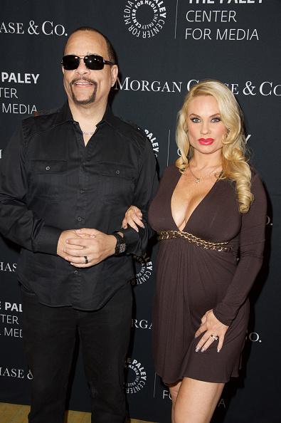 Ice-T y Coco Austin
