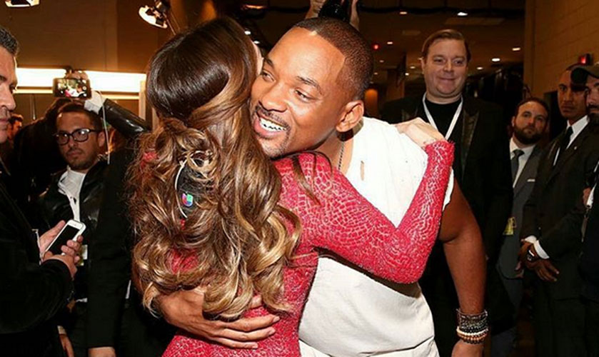 Instagram Jacqueline Bracamontes Will Smith