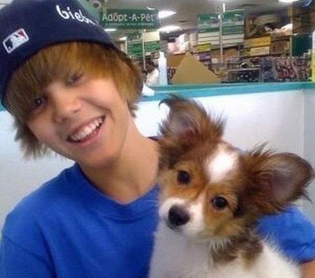 #TBT, Justin Bieber