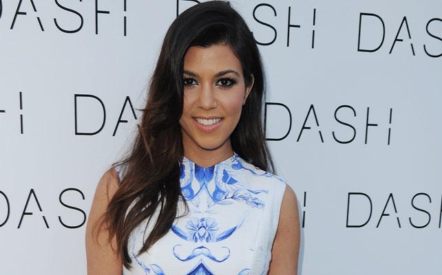 Kourtney Kardashian para articulo