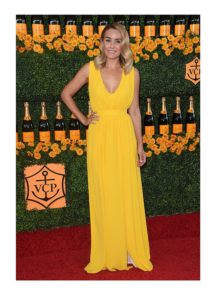 Lauren Conrad, tendencia amarillo