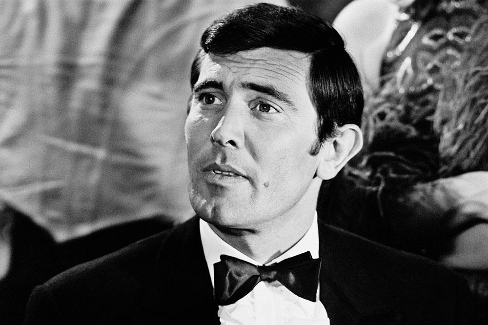 George Lazenby, James Bond