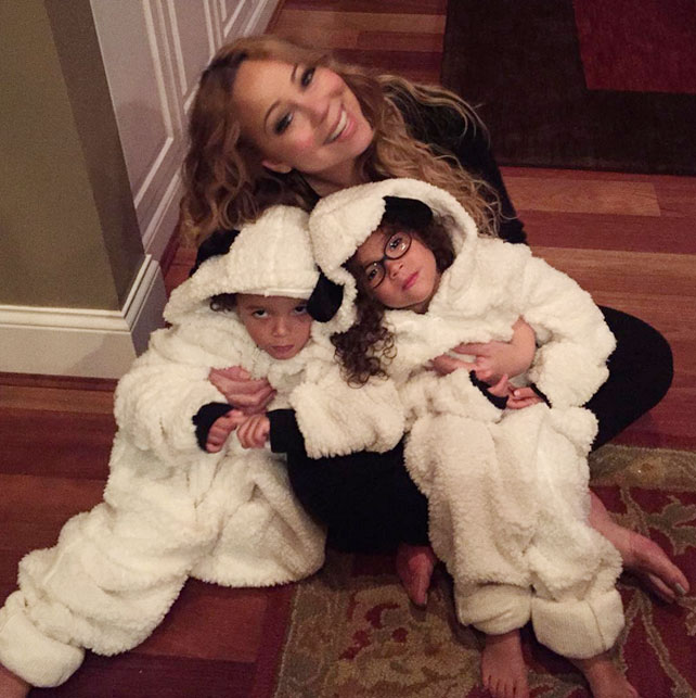 bebés en Instagram, Mariah Carey