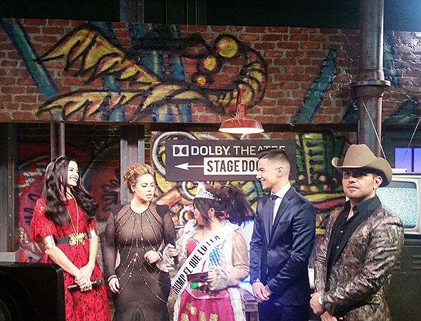 Premios de la Radio, Natalia Jimenez, Chiquis Rivera, Luis Coronel, El Dasa, La Chupitos