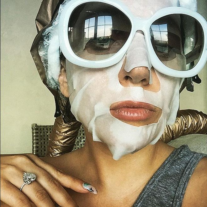 Lady Gaga, rutina de belleza