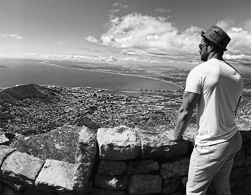 William Levy, Sudáfrica