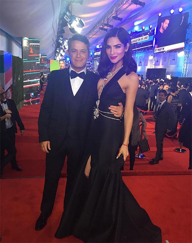 Alejandro Sanz, Alejandra espinoza
