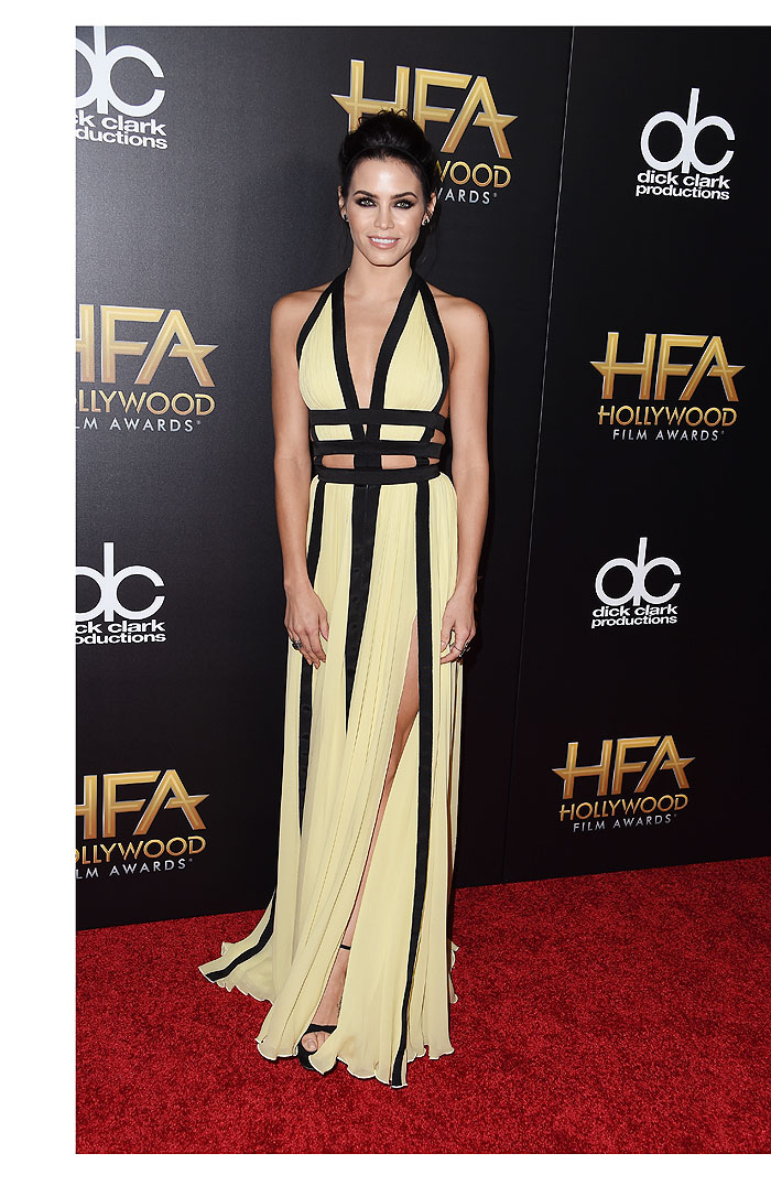 Jenna Dewan Tatun, Tendencia amarillo
