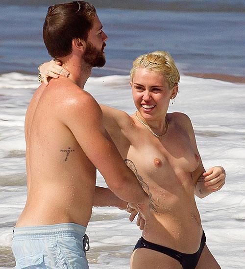 Miley Cyrus, Patrick Schwarzenegger, Míralos