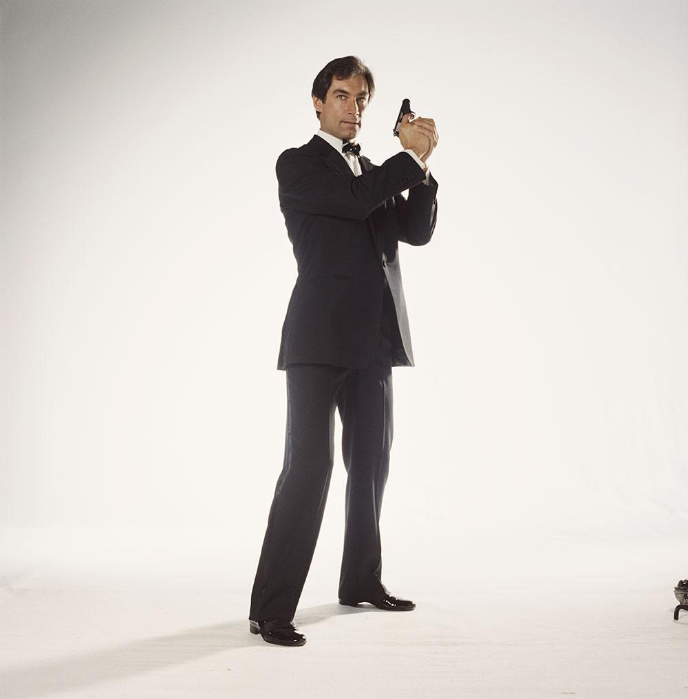Timothy Dalton, James Bond
