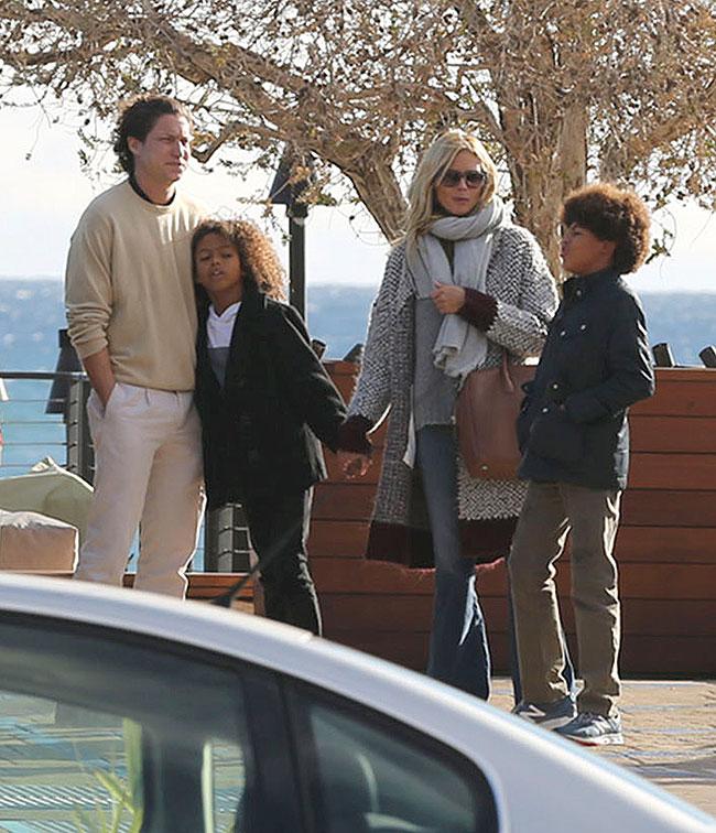 Heidi Klum, Vito Schnabel, Míralos