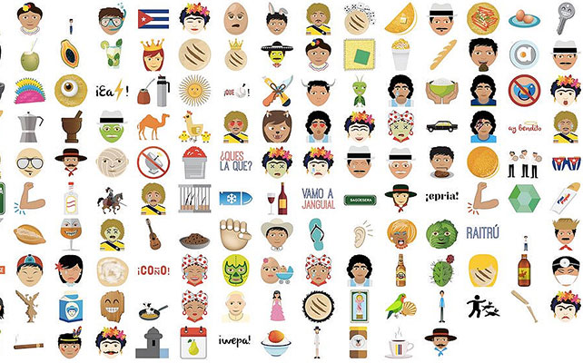 Latino Emojis