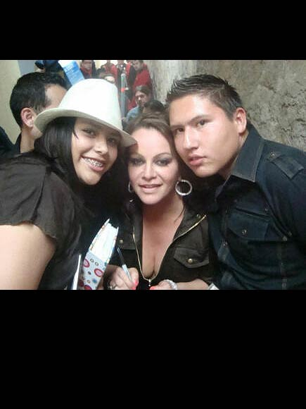 Jenni Rivera y sus fans