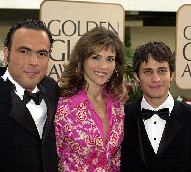 Alejandro González Iñárritu, Goya Toledo, Gael García Bernal