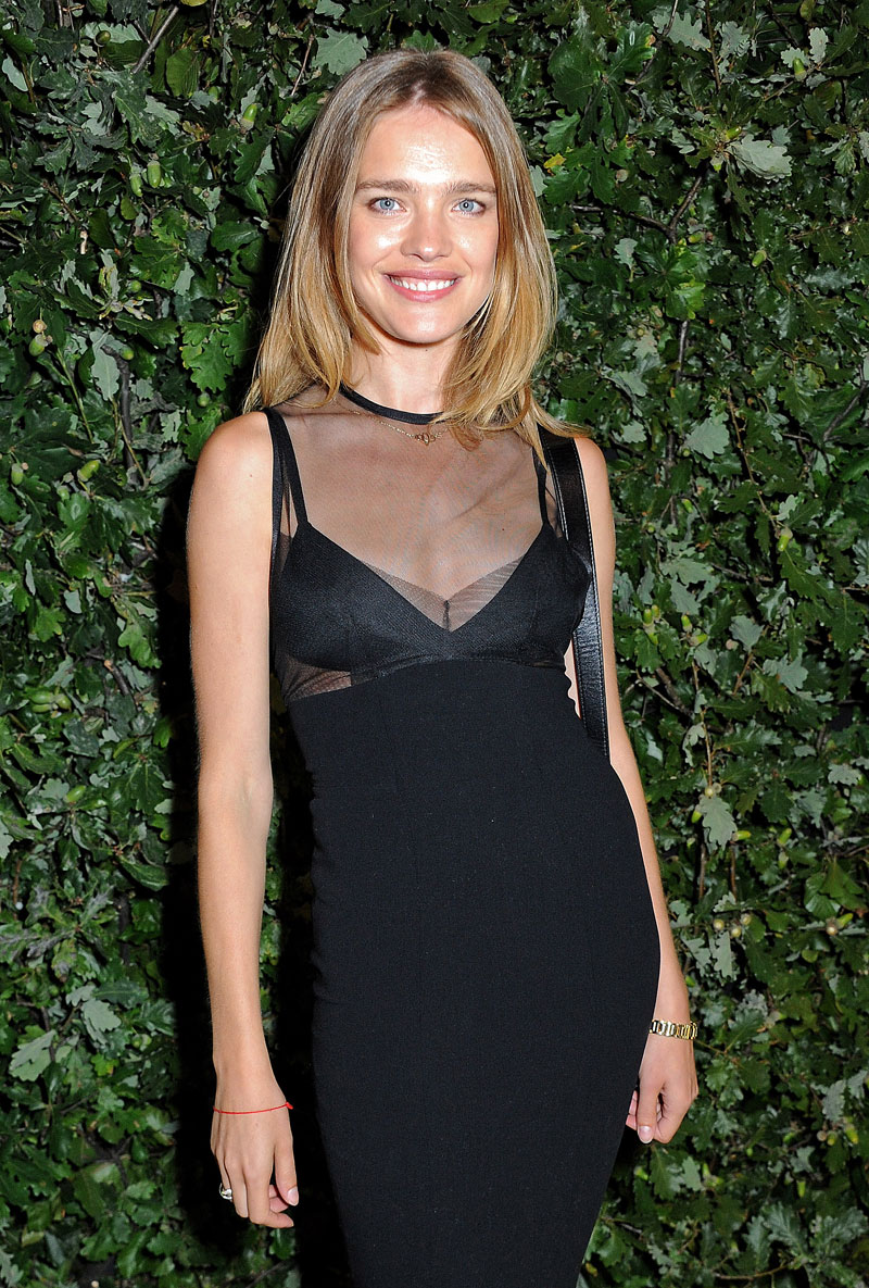 Modelos mejor pagadas Forbes, Natalia Vodianova