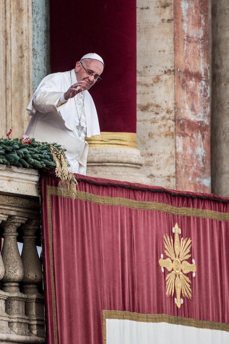Papa Francisco, su recorrido