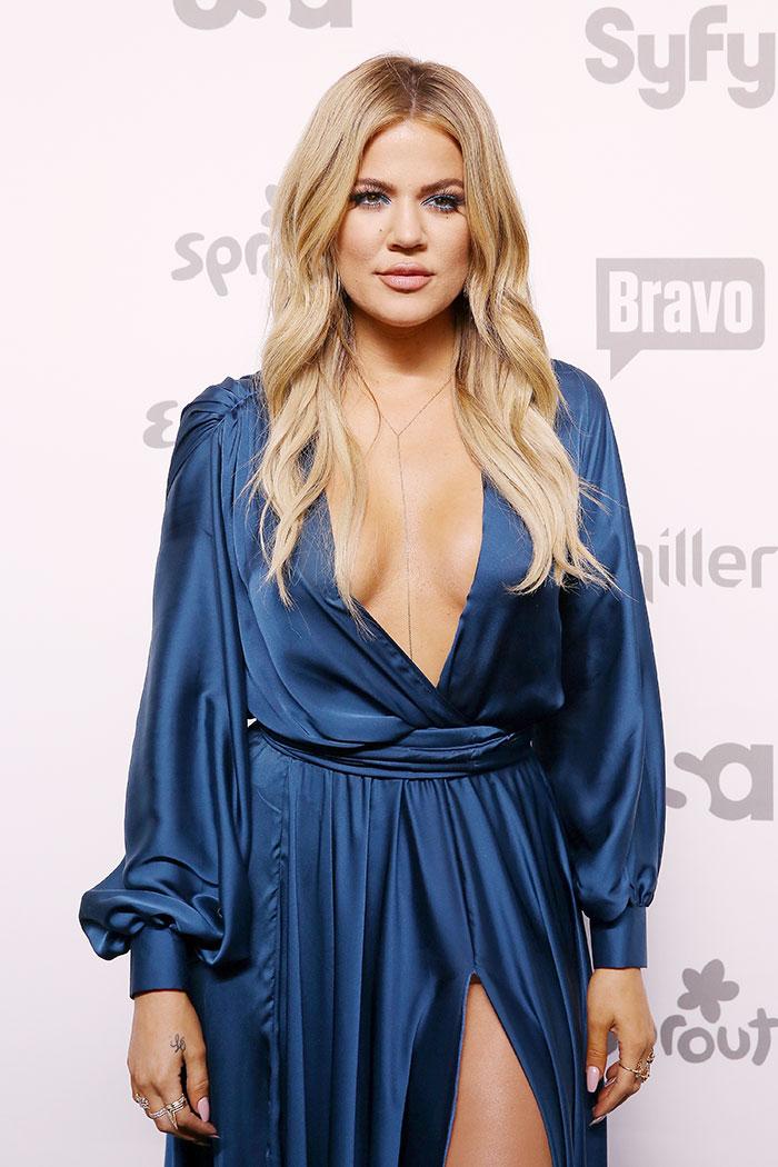 Escotes más sexys, 2015, Khloé Kardashian