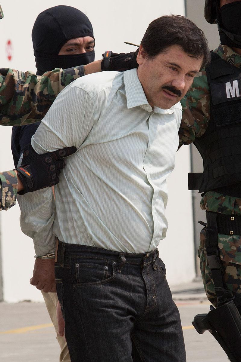 Escándalos, El Chapo