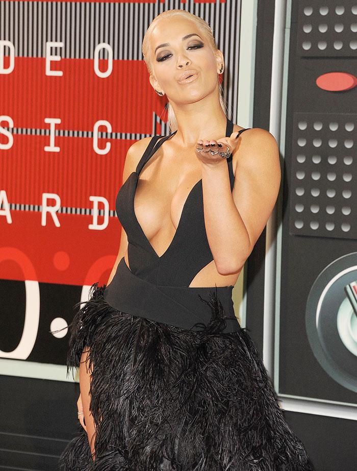 Escotes más sexys, 2015, Rita Ora