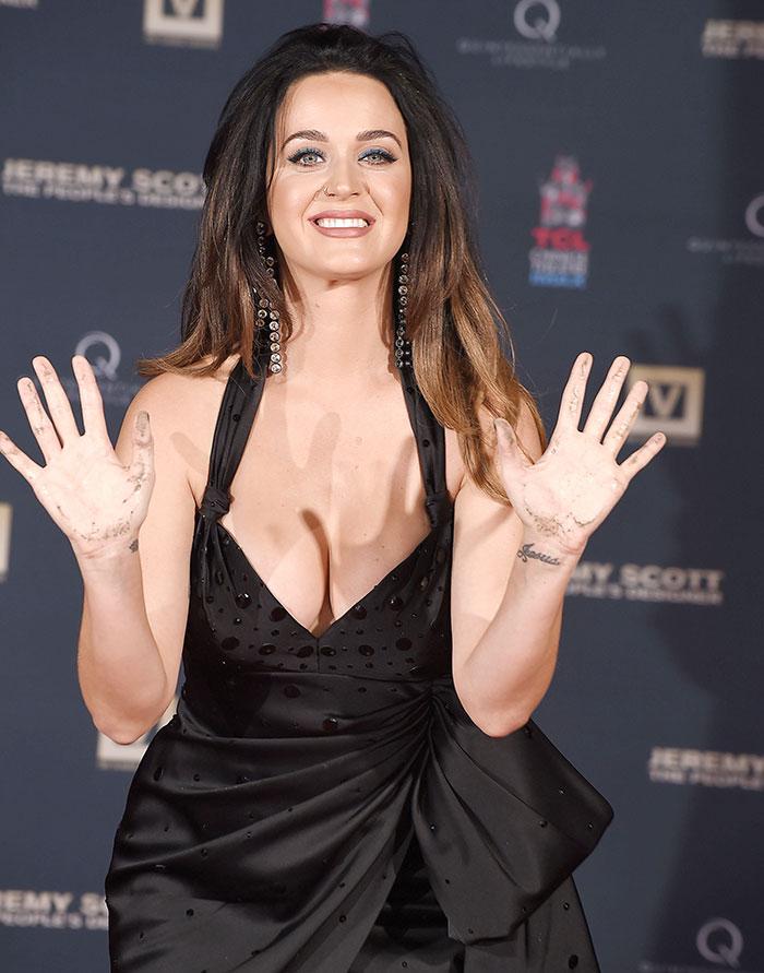 Escotes más sexys, 2015, Katy Perry