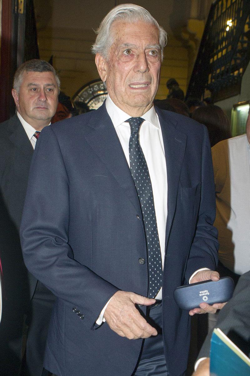 Escándalos, Mario Vargas Llosa