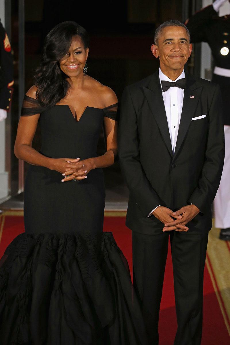 Parejas poderosas, Michelle & Barack Obama