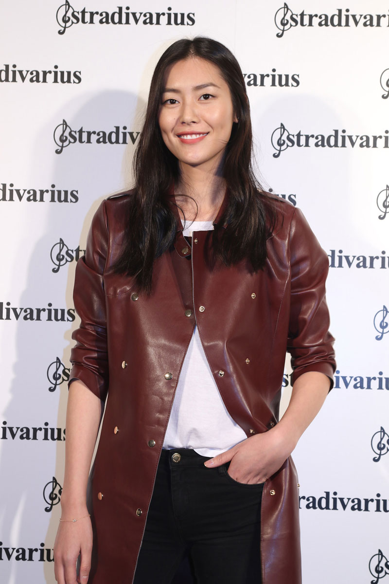 modelos mejor pagadas Forbes, Liu Wen
