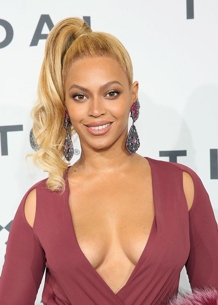 Escotes más sexys, 2015, Beyoncé